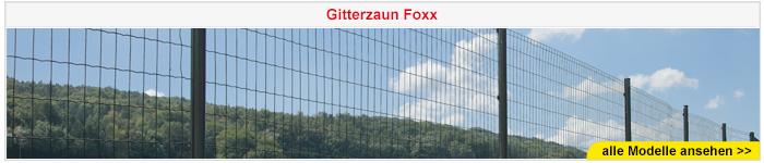 Gitterzaun Foxx