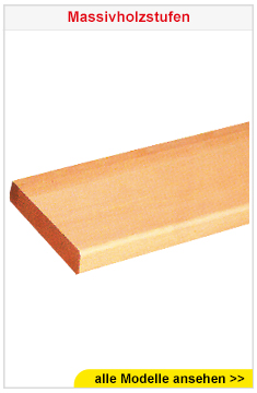 Holzstufen