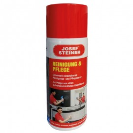 Reinigungs- & Pflegespray für beschichtete und lackierte Oberflächen, 400 ml