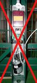 Kein elektrischer Antrieb